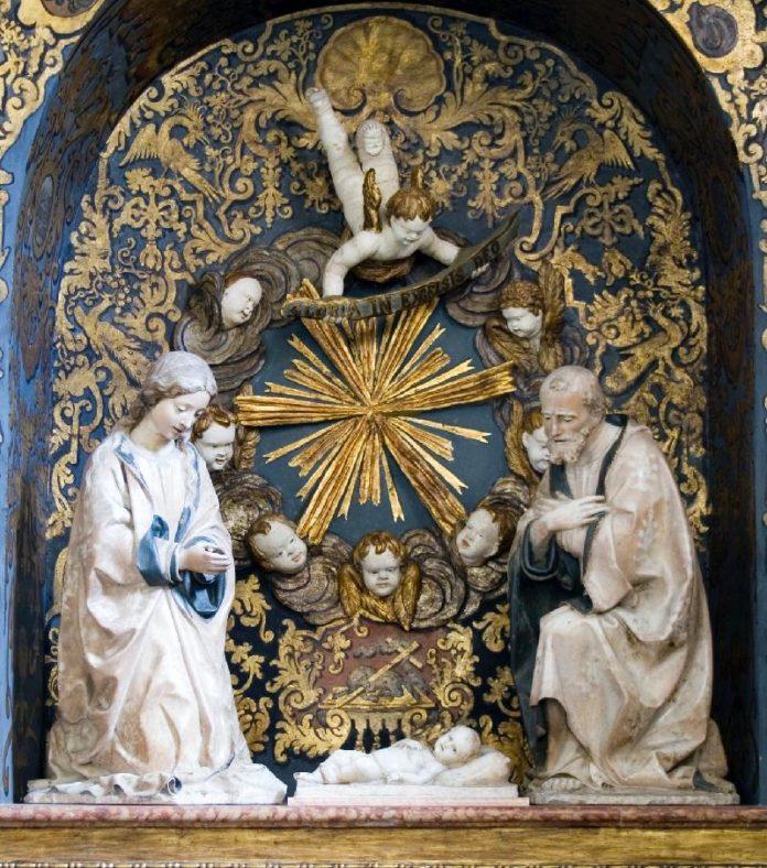 Natività del Gagini 1526 Pollina